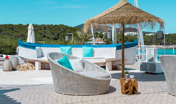 Chiringuito chill out en Ibiza  (2/6)