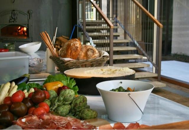 BOSCO DE LOBOS: gastronomía y diseño (1/6)