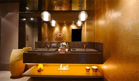 Casa cor muestra de decoraci n y paisajismo en brasil for Lavabos para restaurantes