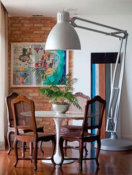 C mo integrar piezas antiguas en una decoraci n actual - Transformar muebles antiguos en modernos ...