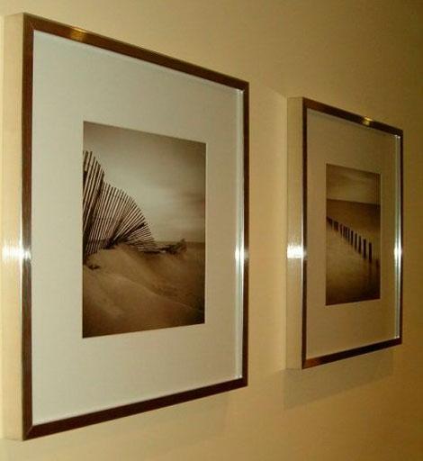 Ideas para enmarcar cuadros la habitaci n de ana for Marcos para espejos grandes modernos