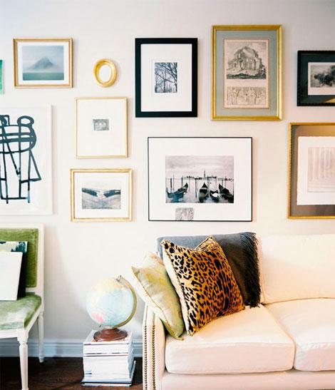 Ideas para enmarcar cuadros la habitaci n de ana - Ideas para apuestas ...