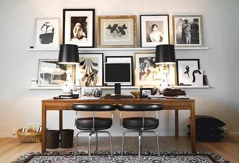 Ideas para enmarcar cuadros la habitaci n de ana for Marcos para lienzos
