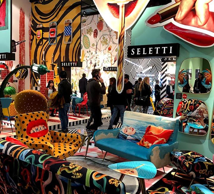Tendencias: Feria del mueble Milán2019